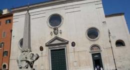 Desde Casa Vacanze Trastevere, próxima parada, San Luigi y Minerva