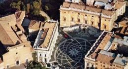 Desde le Isla Tiberina las colinas Palatino se caminará por una de las zonas más antiguas de Roma